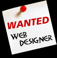 Urgent opening for Web Designer