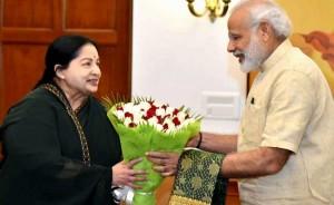 GST Impacts Fiscal Autonomy Of States Like Tamil Nadu: Jayalalithaa To PM Modi