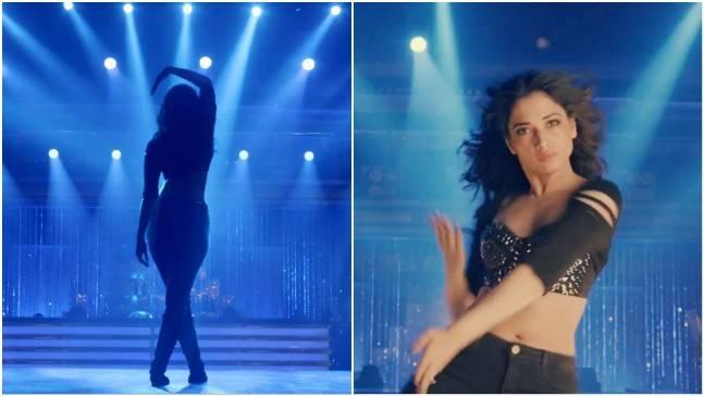watch southie siren Tamannaah Bhatia's hot dance moves scorch the dance floor in Abhinetri teaser