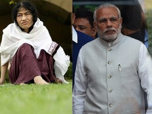 Irom Sharmila and Narendra Modi: Manipur, Kashmir and a study in contrast