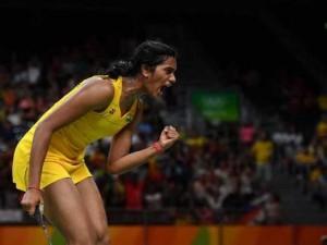PV Sindhu Creates History, Sets Up Rio 2016 Badminton Final Vs Carolina Marin