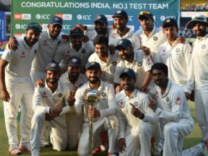 India vs New Zealand: Virat Kohli awarded ICC Test Championship mace after rout of Kiwis