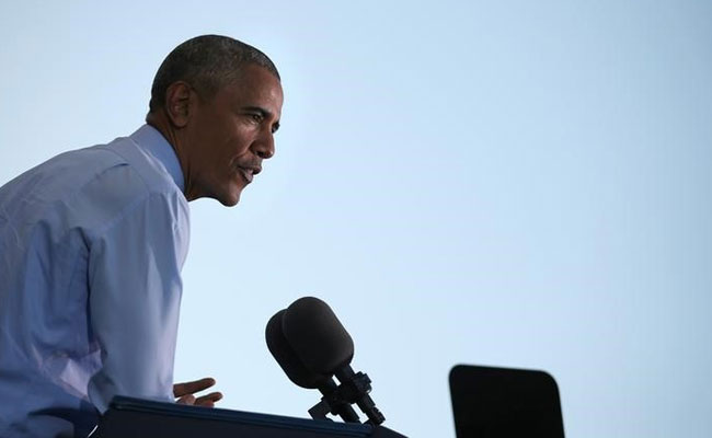 Barack Obama Warns 'Democracy Itself' At Stake In US Election