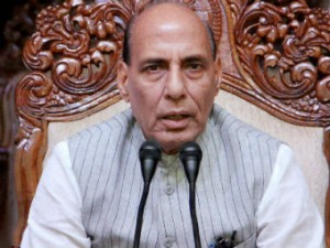 Pakistan's entire establishment is engaged in fuelling terrorism in India: Rajnath Singh