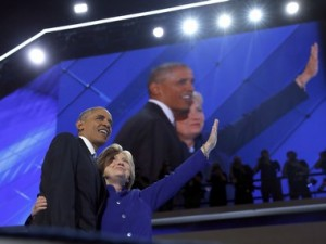 Hillary Clinton faces double standard as a female presidential nominee, claims Obama