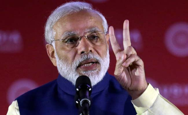 Amid Opposition Attack, PM Modi Seeks Views Of People On Demonetisation