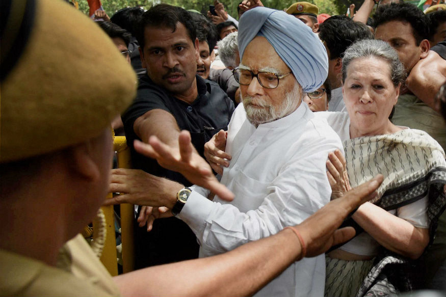 Former PM Manmohan Singh Loses SPG Cover as Govt Downgrades Security to Z-Plus Category