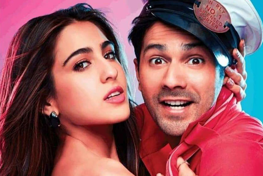 Massive Fire Breaks Out at Varun Dhawan, Sara Ali Khan's Coolie No 1 Film Sets