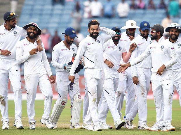 Virat Kohli and company grab record 11th straight Test series win at home