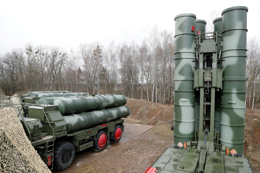 Russian S-400 Missile Delivery to India to Begin by End-2021